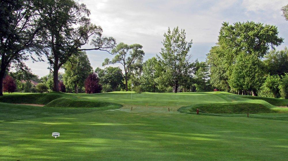 Ravisloe Country Club - Architect: Donald Ross