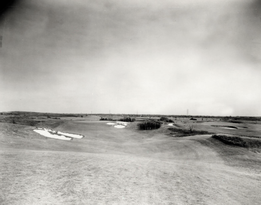 10th hole in 1930's