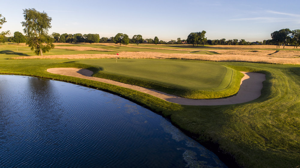 Another look at Chicago Golf's 10th.