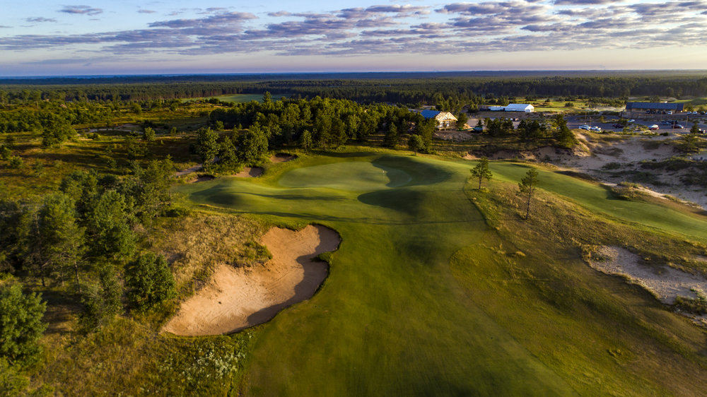 Sand Valley's 17th