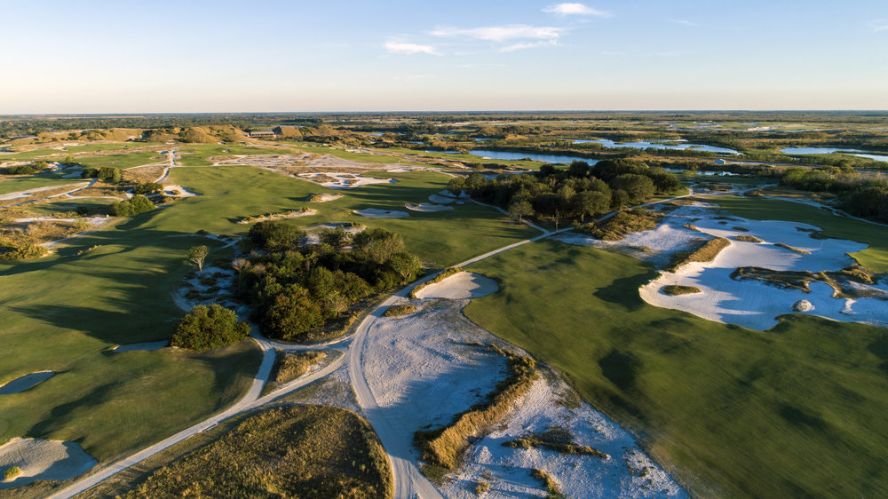 Streamsong Blue's 17th