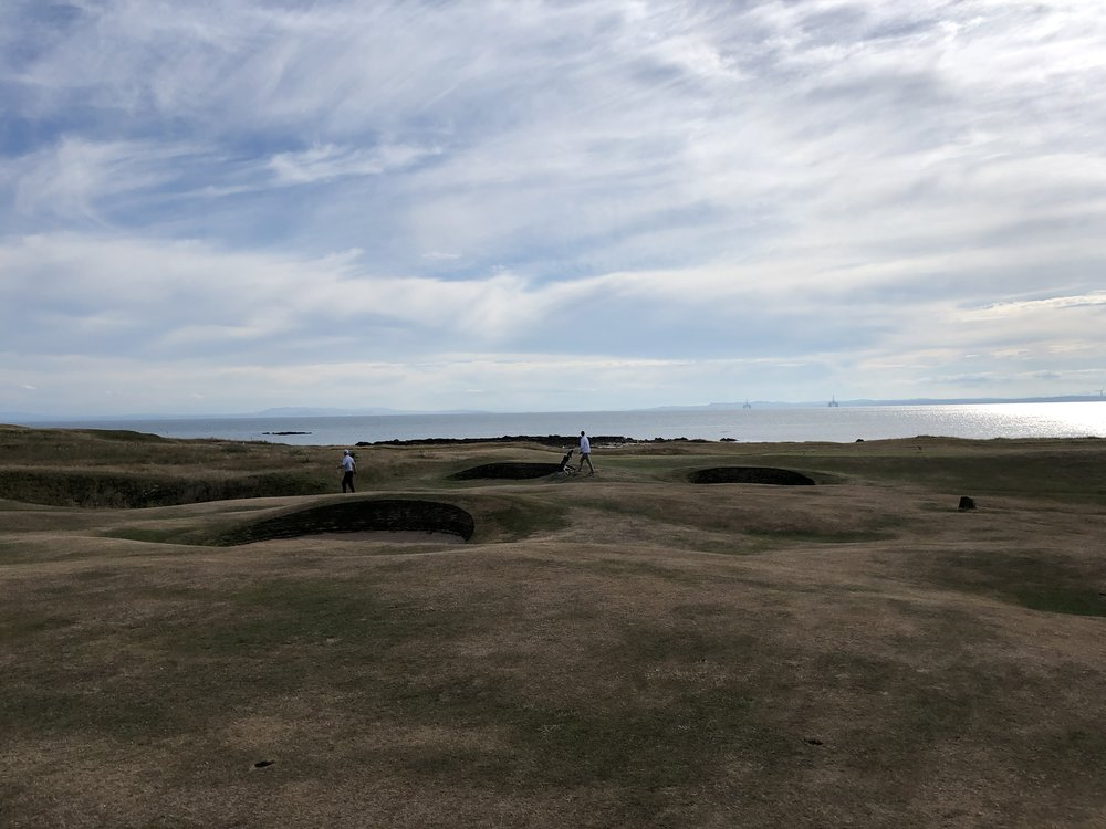 Elie Golf Course Photo Credit: DJ Piehowski  @djpie