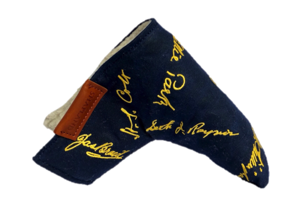 Shapland Golf_Putter Cover.png