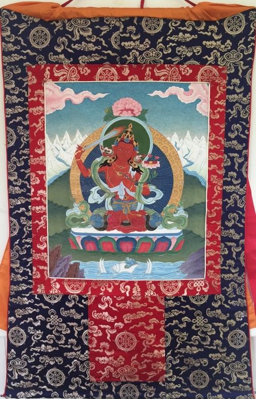 Manjushri Bodhisattva. 2008.