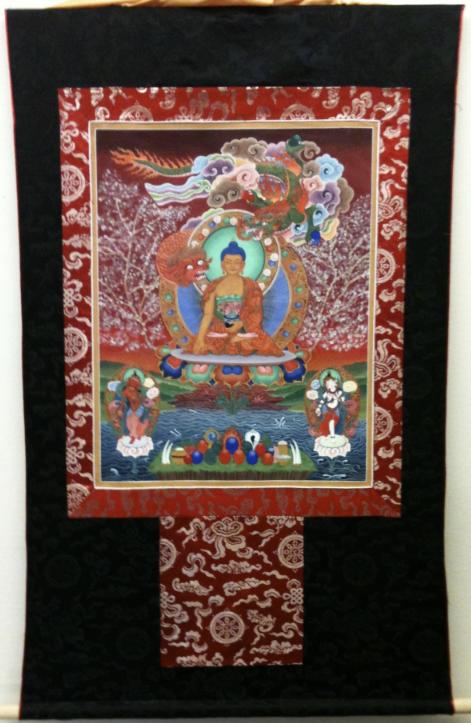 Gautama Buddha. Newari Style, 2007.
