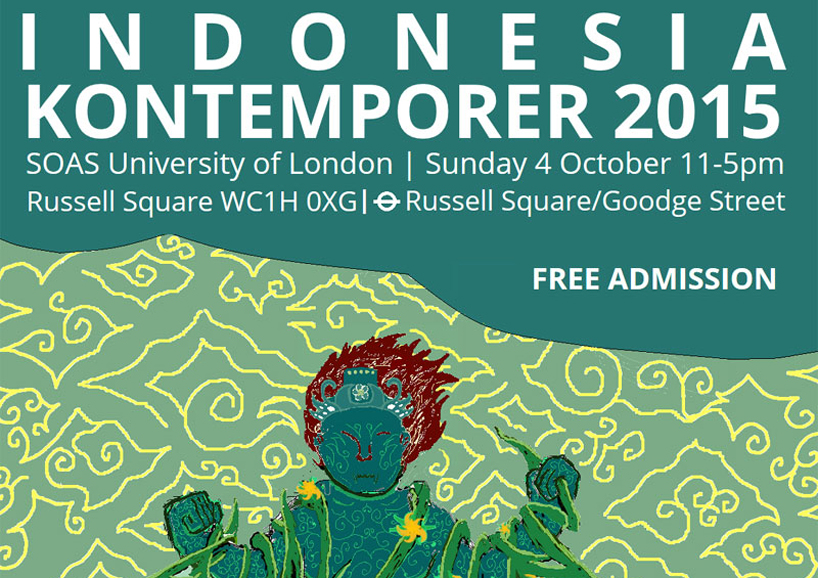 Indonesia Kontemporer 2015