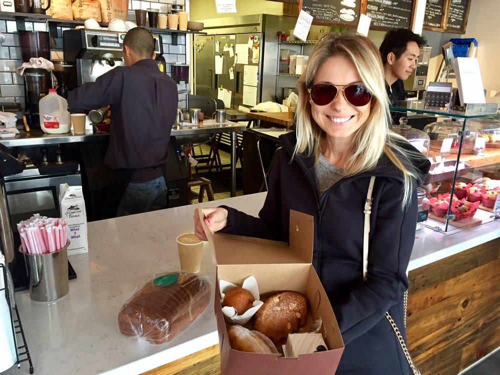 Kirari West/Bake shop. L.A.