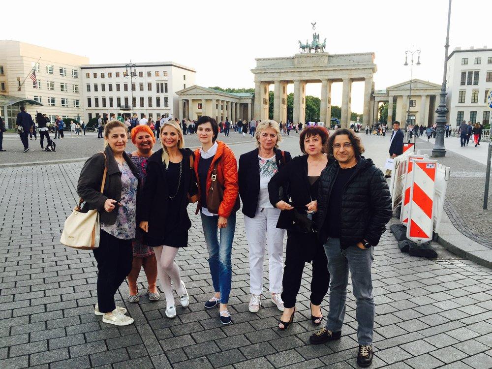AOECS (Europos celiakijos asociacijų organizacija)organizuojamame metiniame susitikime Berlyne