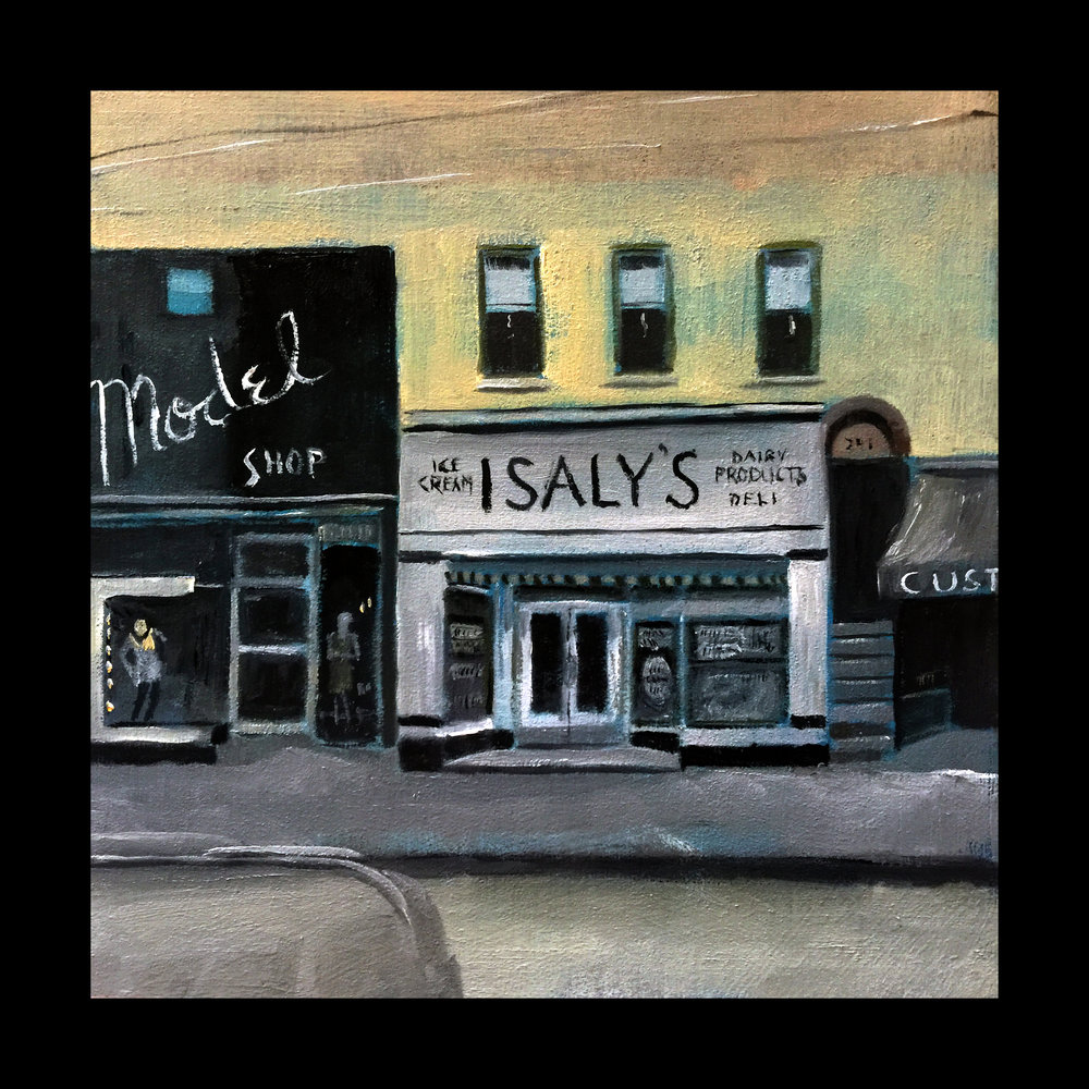 ISALY'S  Pittsburgh icon Series
