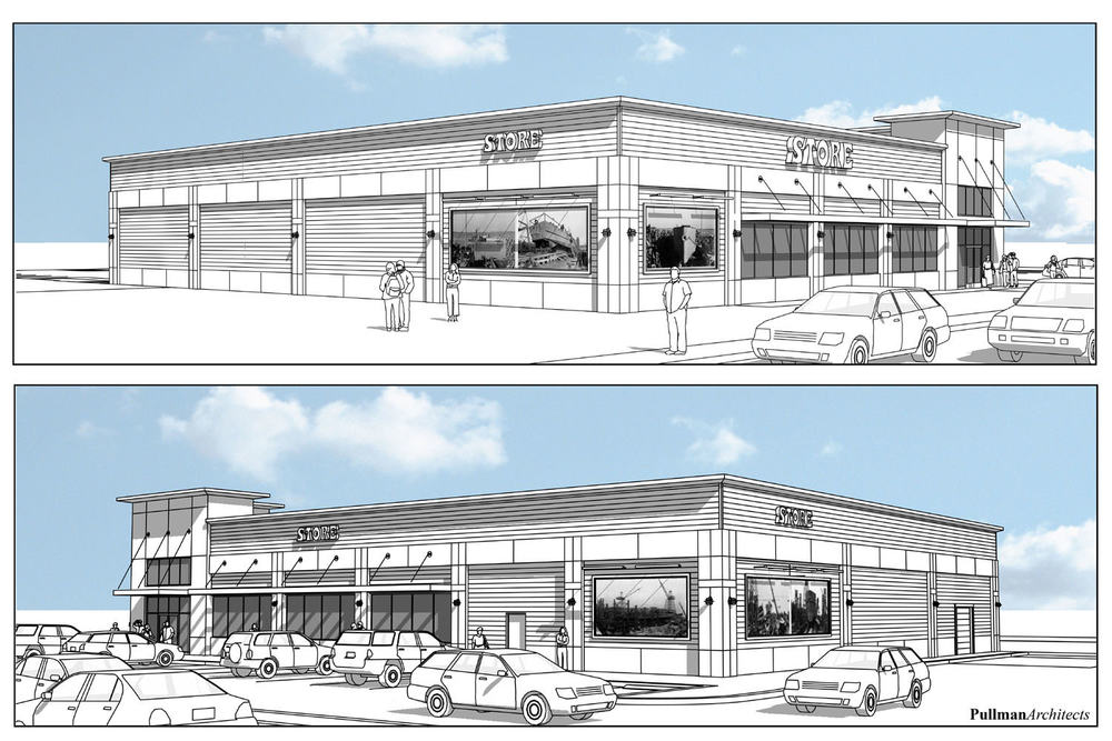 Grocery Store; New Ground Up Construction – Hingham, MA