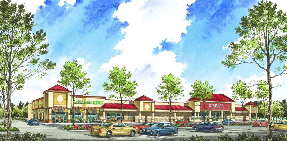 Shopping Center - New Ground Up Construction - Shelton, CT
