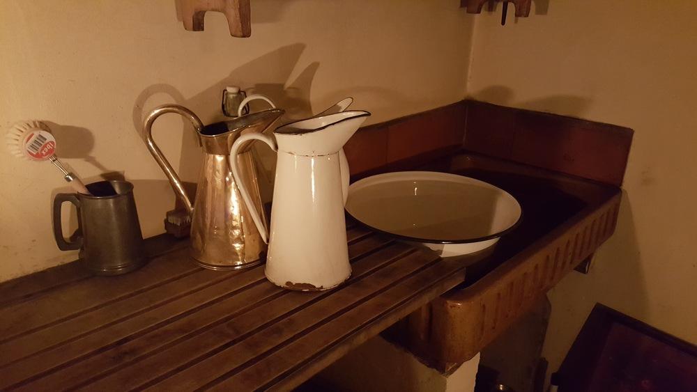 Our washing up kit
