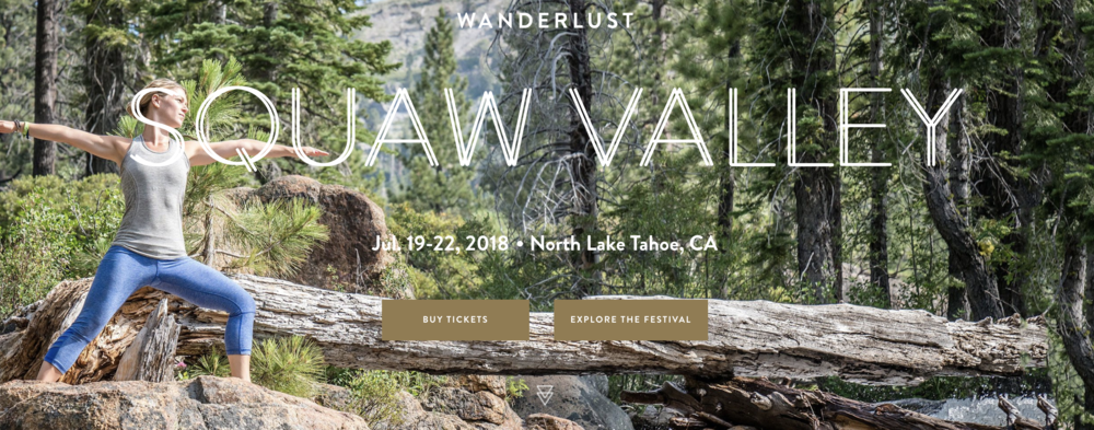 Come by our booth at Wanderlust Squaw or join us for our Talisman-making Workshops! Sandy will be offering in-person astrology readings as well - see you soon Cali ;)