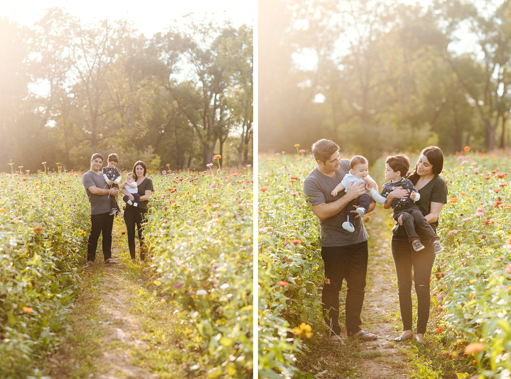 Maple Acres Farm Market family portraits