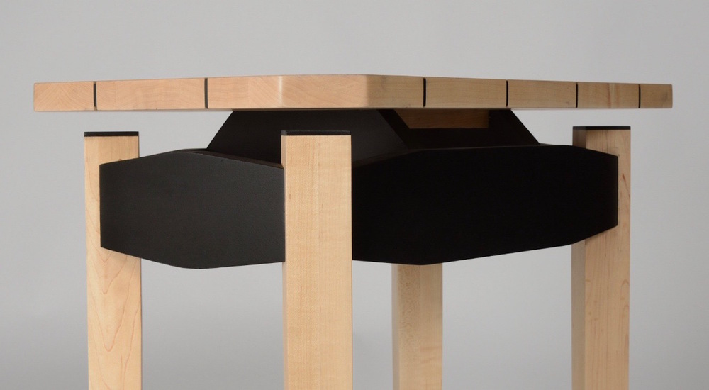 Floating End Tables