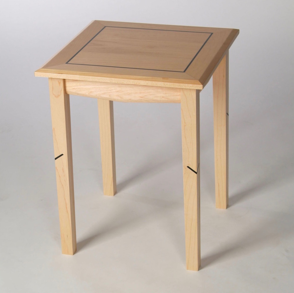 Maple Occasional Table