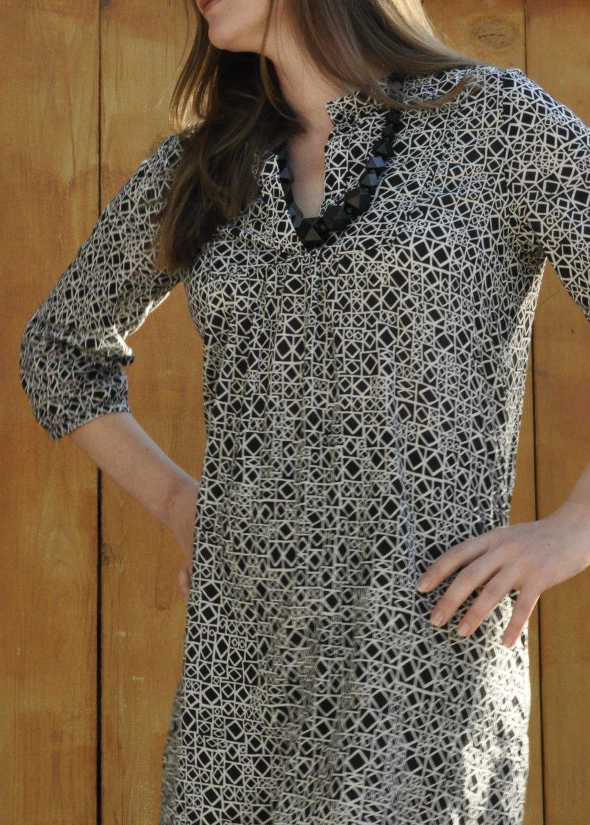Wiksten Tova Tunic/Dress by Lauren Dahl