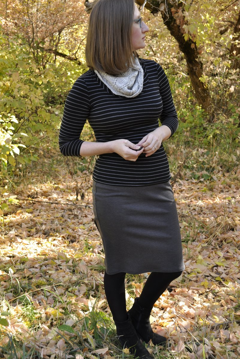 mccalls 6654 pencil skirt