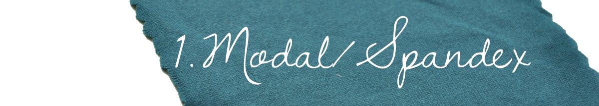 Mood Designer Fabrics: A Sampling of Knit Fabrics I — Baste