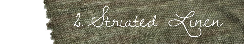 mood fabrics striated linen header