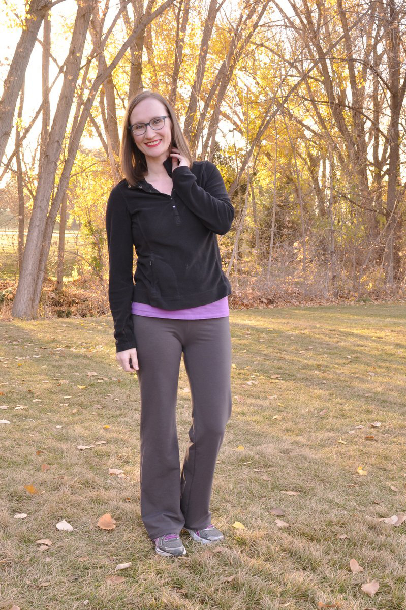 Kwik Sew 3115: Yoga Pants