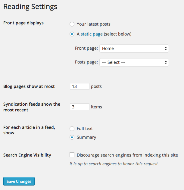 Truncating Your RSS Feed in Wordpress