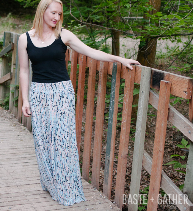 SYRAH Skirt by Selvage Designs