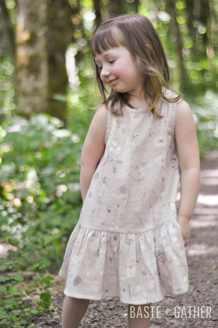 charlie dress sewing pattern mingo grace