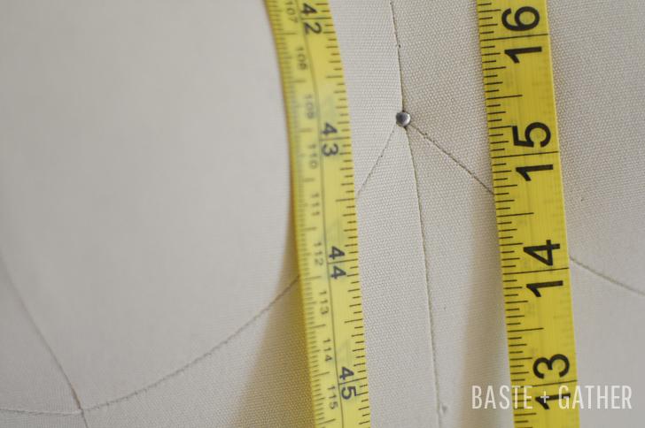 sewing measuring tape