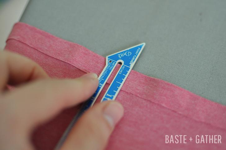 sewing seam gauge