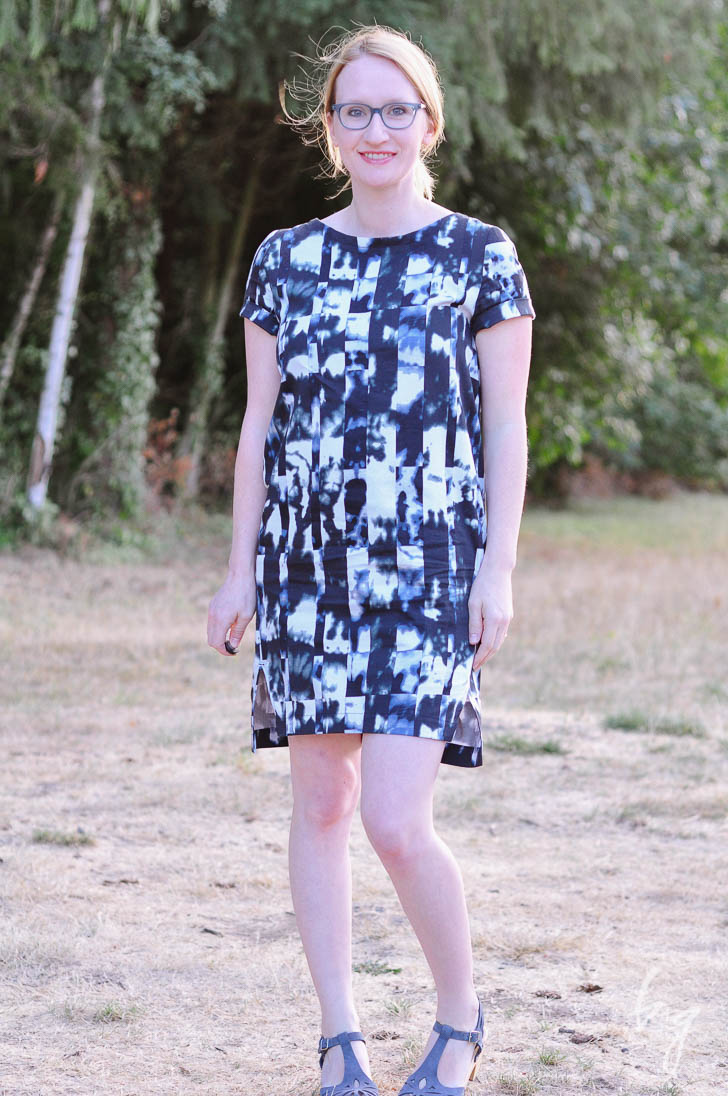 e25b1ea39ab Inari Tee Dress by Named Patterns — Baste + Gather