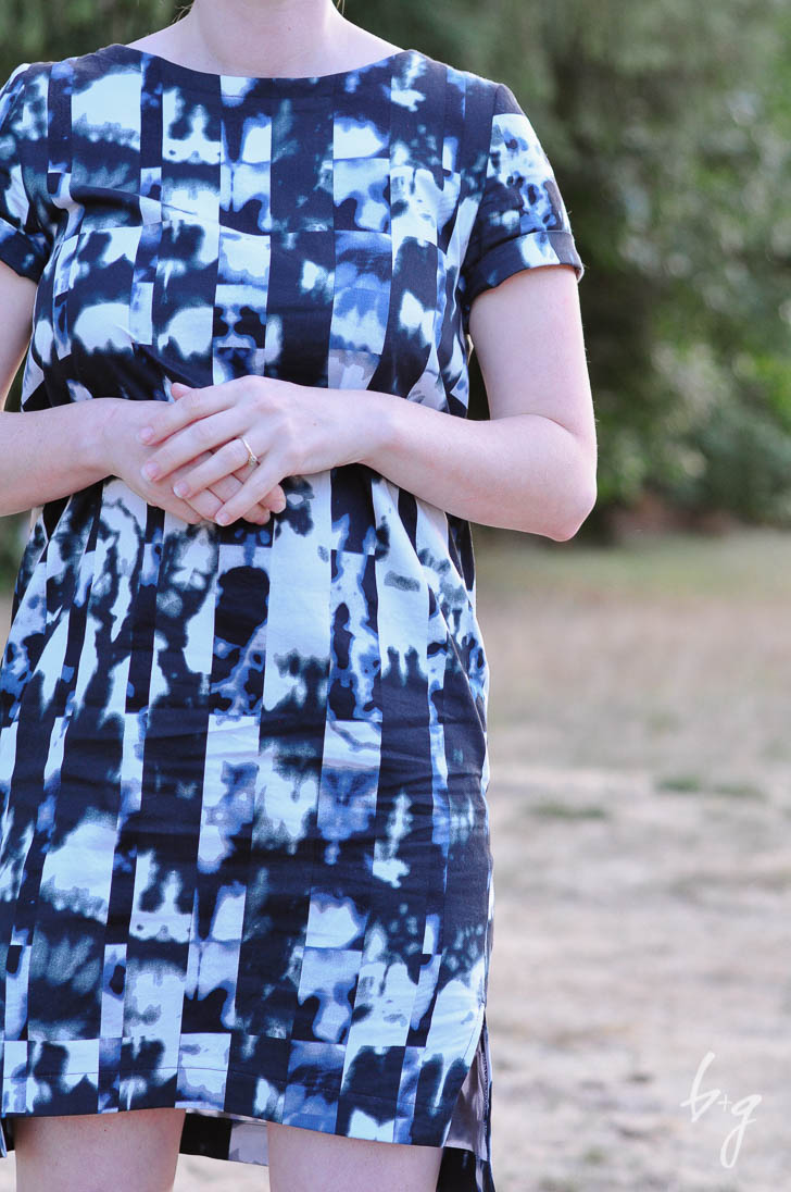 Inari Dress by Named Patterns