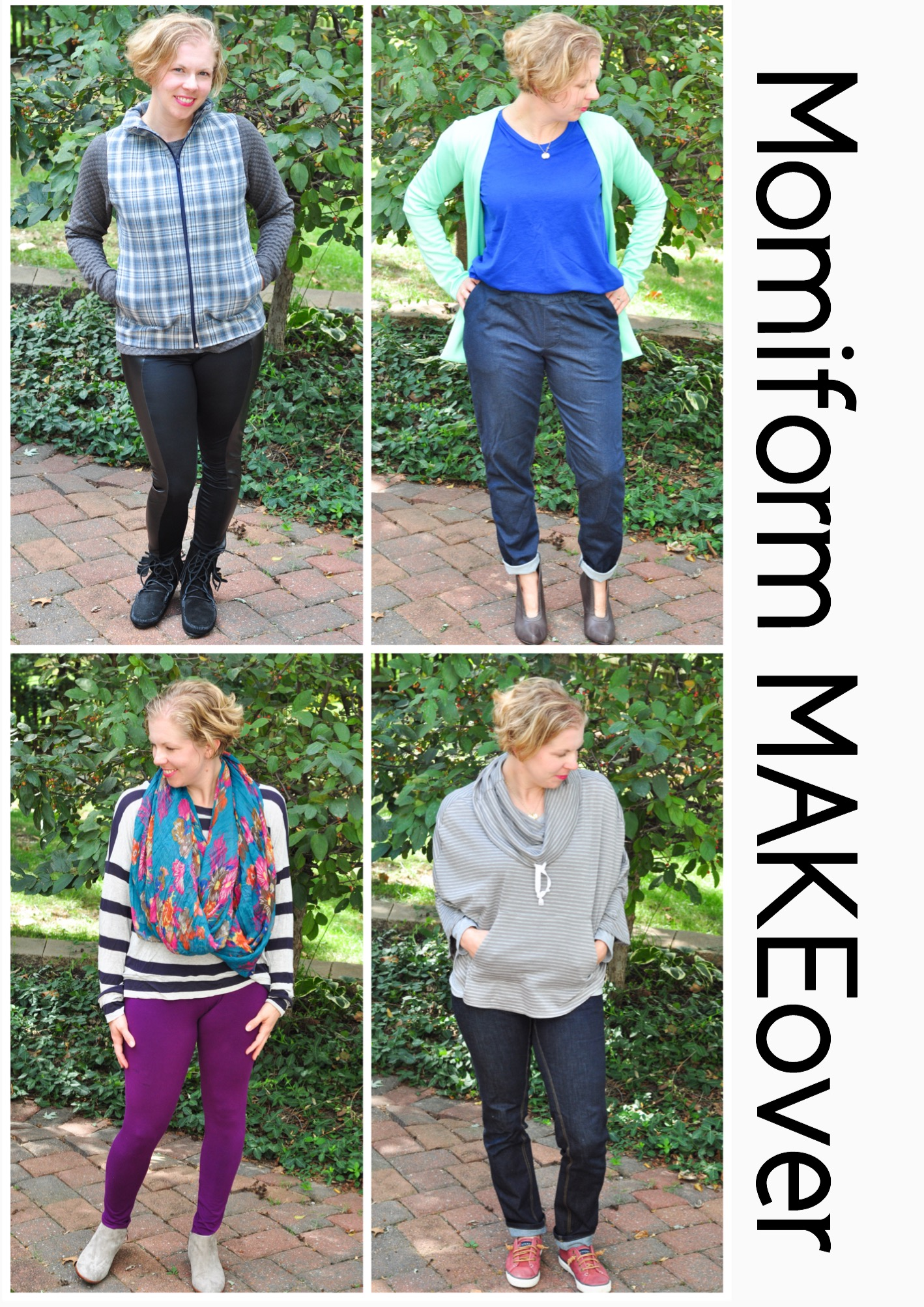Momiform Makeover: Katie of Creative Counselor