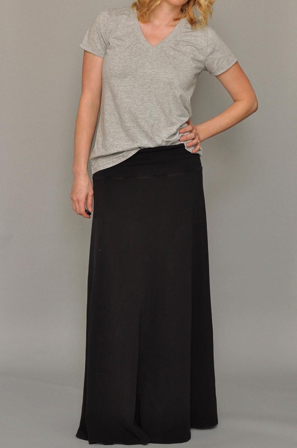 Syrah Skirt — Baste + Gather