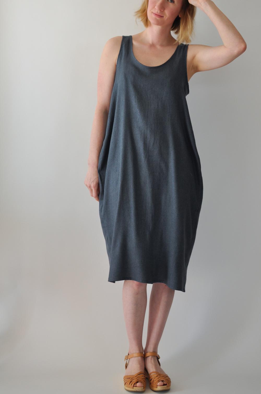 DIY Cocoon Dress