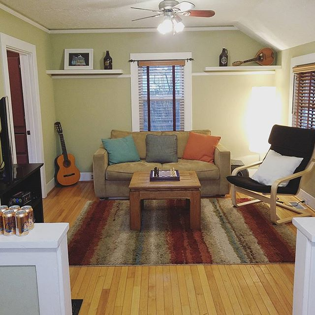 I'm hosting an adorable open house today at 3275 NE Holman! Built in 1900 and full of charm. Come check it out before 3pm! Listed by @erinprimrose for $330k. #livingroomrealty #wheresyourlivingroom #makeroomtolive #portlandrealestate