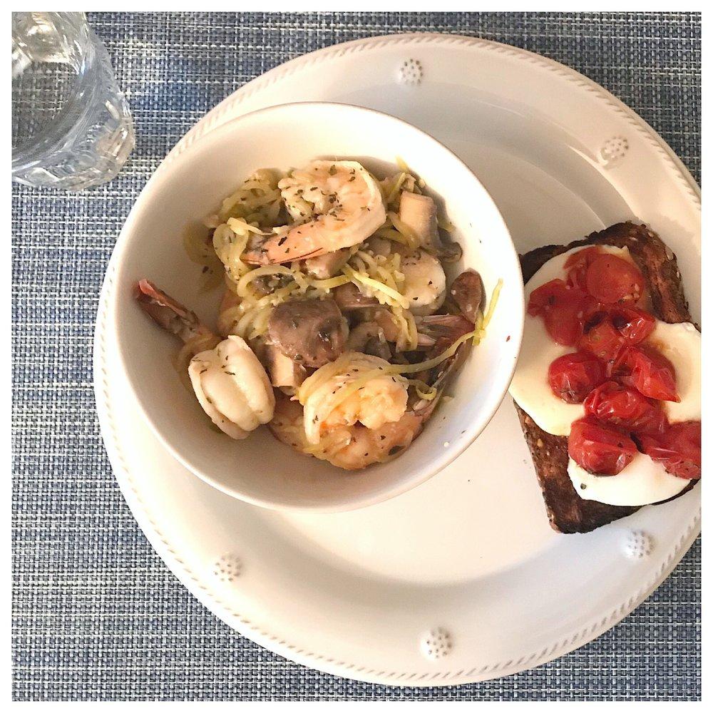 Italian Zoodles & Shrimp meal.JPG