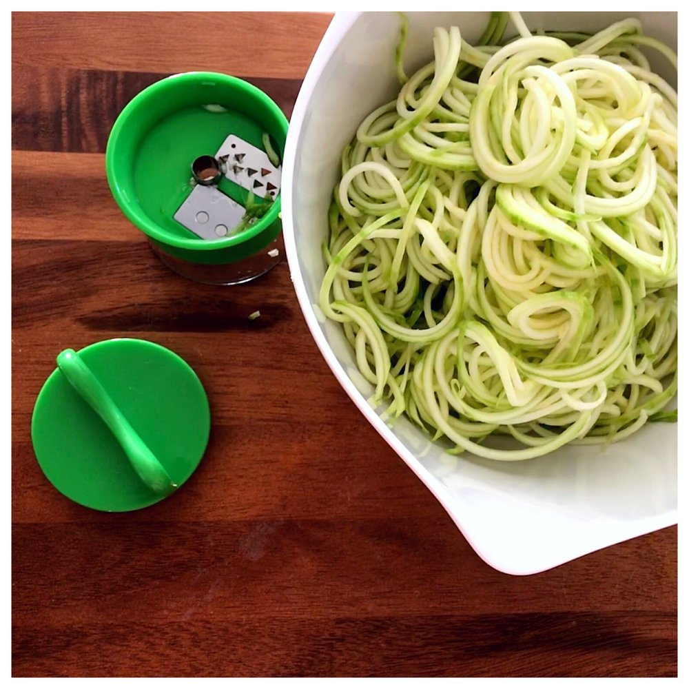 Zoodles!!