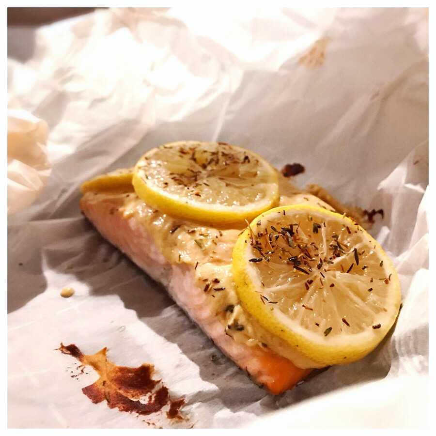 11. Serve salmon with your favorite simple sides and enjoy!
