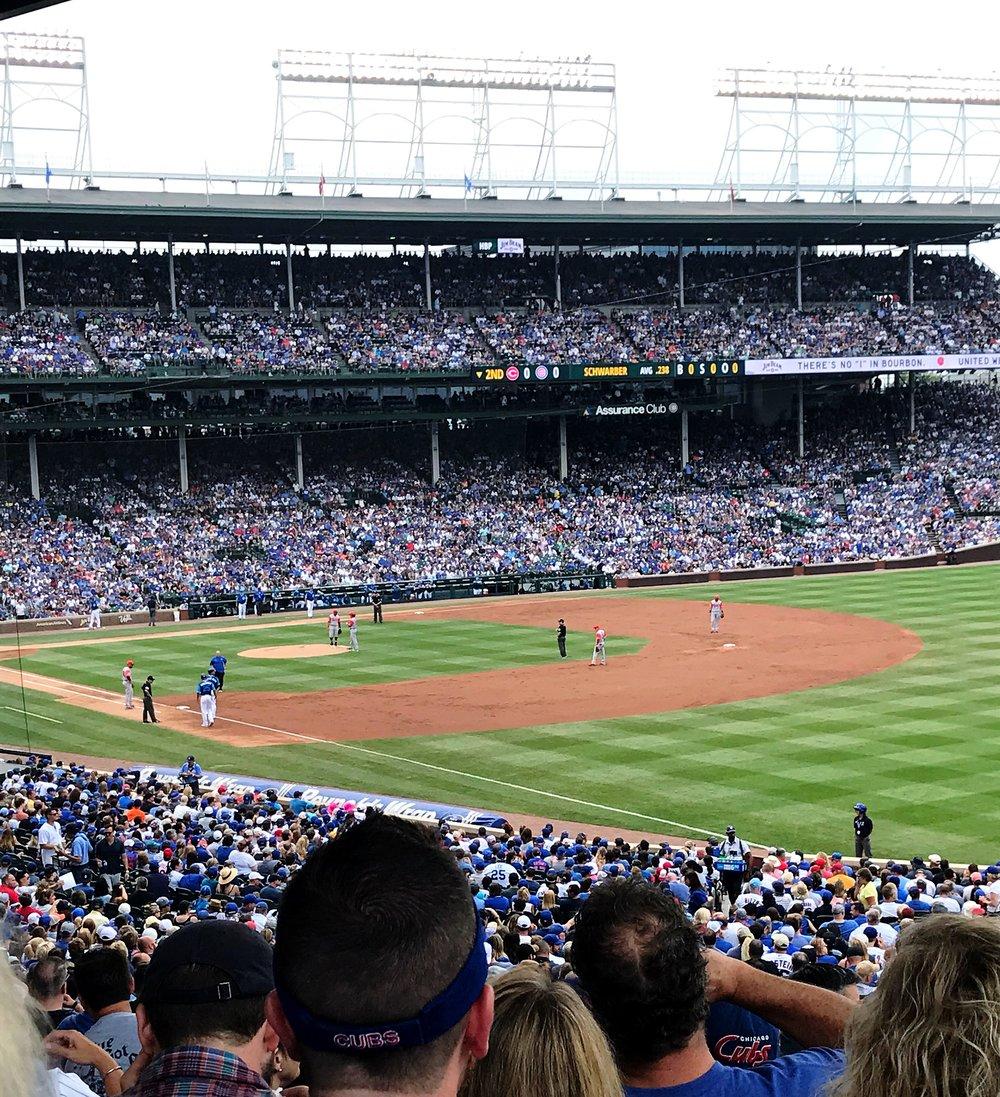 Cubs Game_Field.JPG