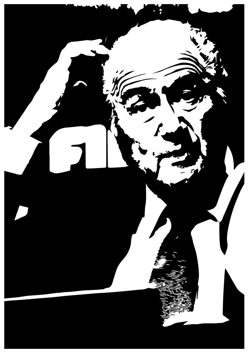 """Lyycht geniert lüttet dr Blatter Sepp im Baudep Wessels aa, Es harzi uf dr Baustell z Katar är miess Tipps vom Profi haa. """"Klare Fall"""", meint do dr Wessels, Baulütt sin halt wältwyt knapp, Die schaffen alli für iin in dr Basler Innestadt."""