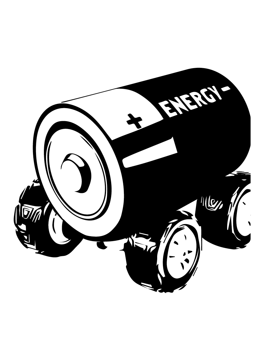 Als Staatskarosse findet d Leuthard en Elektroauto schygg, Dr Muurer meint schowial, dass sy e ganz flotts Batteriehuen syg. Bim Guy Morin hättis so ne Tesla woorschyyns zimmlig schwer, Elei vom Typ häär – wär do dauernd nur dr Akku leer.