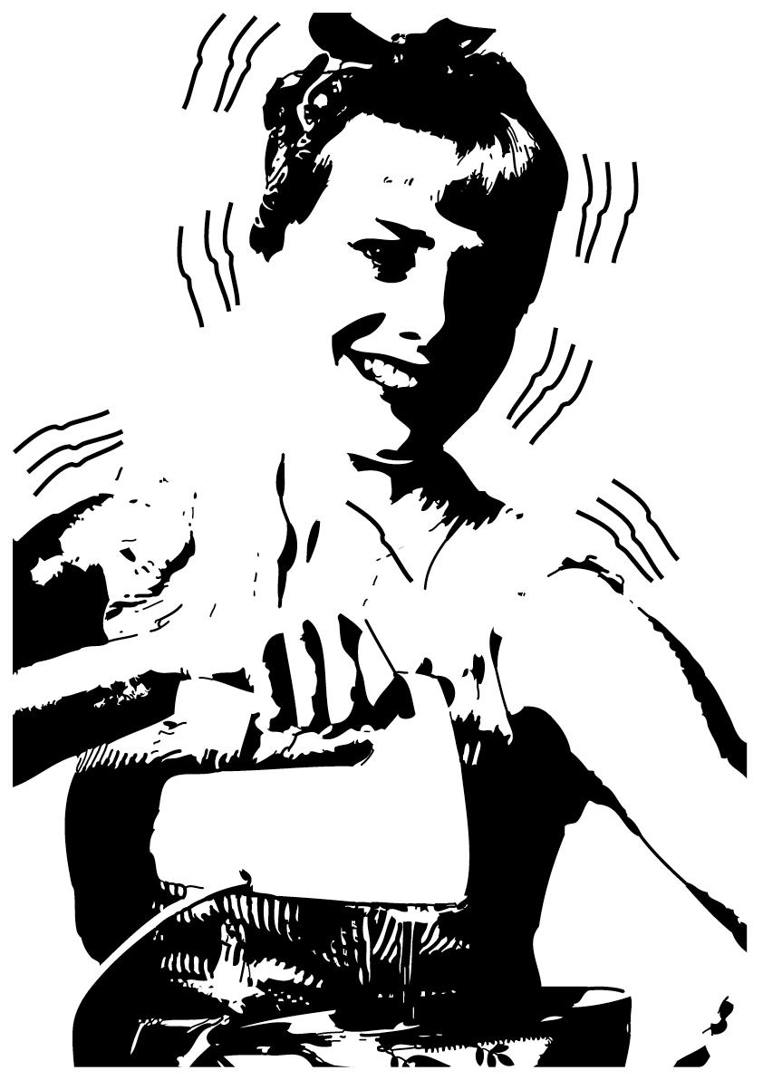 D Huusfrau findet jetzt im Konsi ändlig alles wo sy wott.   S git zwüsche Bio-Milch und Sugo neu Vibrator-Agebot.   Dä neui Service fänd mi bsunders in dr Firmeleitig guet:   Me heig halt feschtgstellt, dass eso s Gschäft wiider brumme duet.