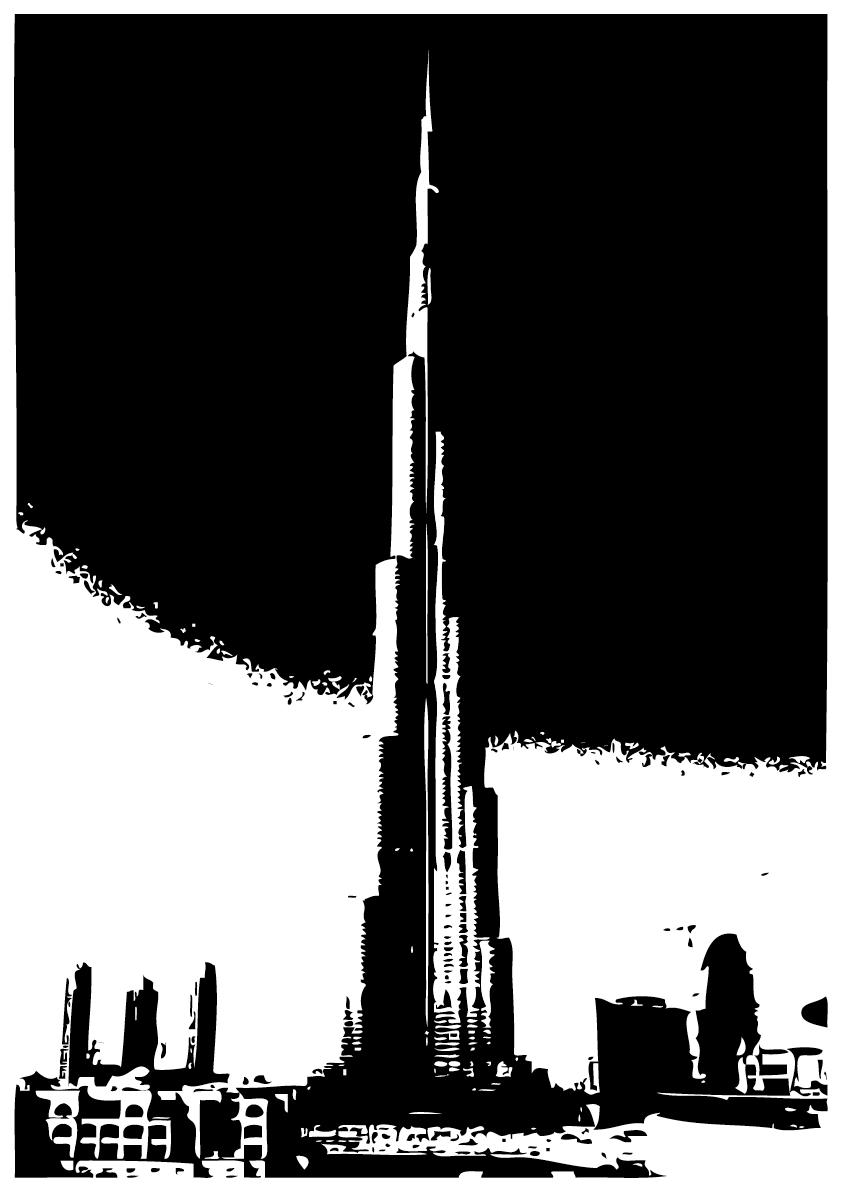 """Inspiriert vom Duurm vo Dubai het dr Fritzli d Bauklötz gnoo,   Und im Kindsgi konzentriert die erschte uffenander doo,   Aber wyt isch är nid koo, wells d Lehrerin verbotte het,   """"Fritzli soo laufts nit, du bausch mir doo kei Minarett!"""""""