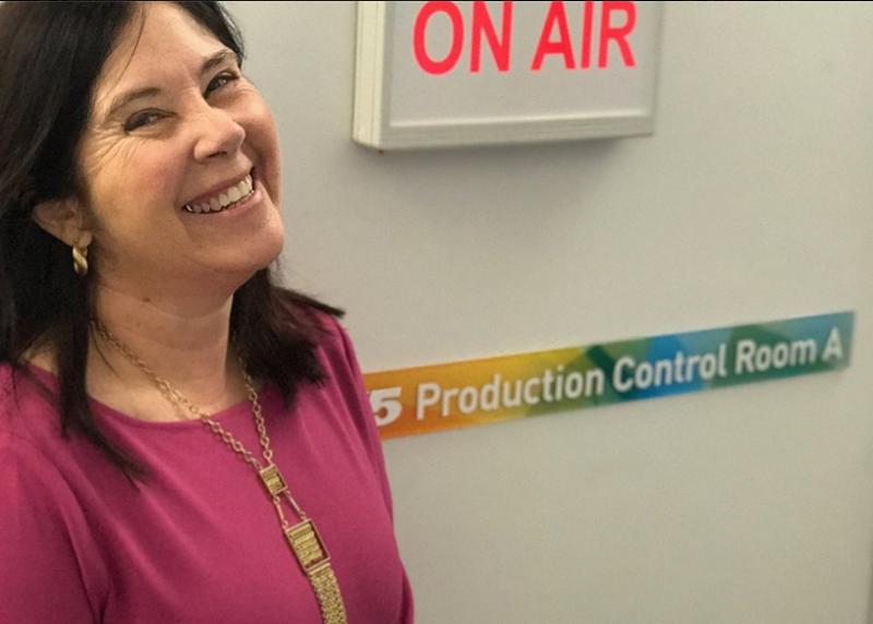 Nancy McSharry-Jensen, CEO, The Swing Shift on King 5 Seattle News