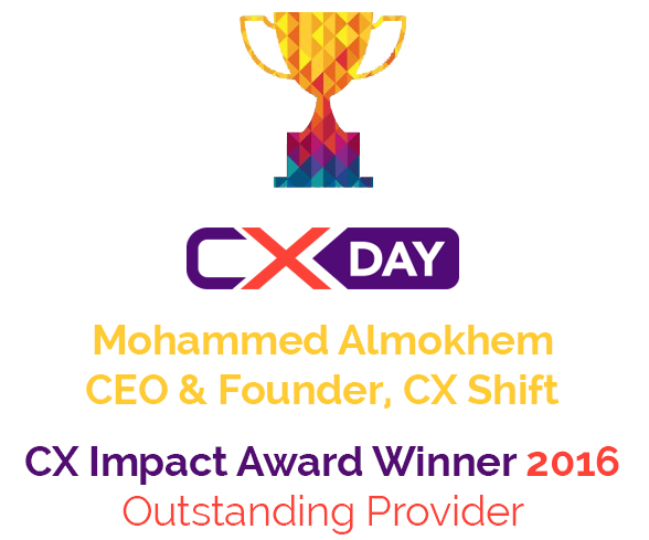 CX Impact Award winner 2016 CX Shift Mohammed Almokhem.jpg