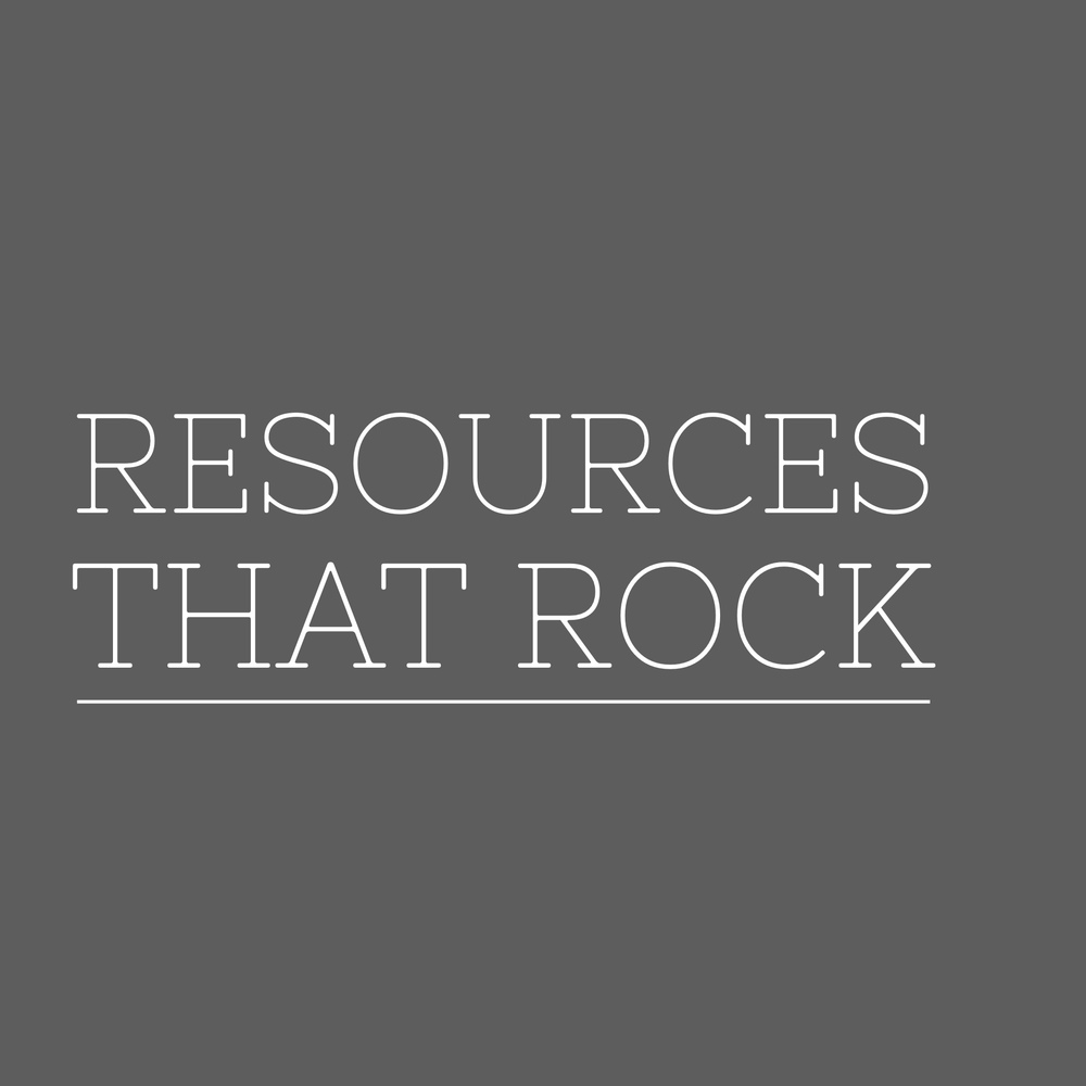 Resources That Rock