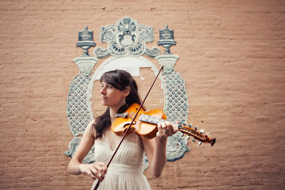 MARIEL VANDERSTEEL  | FIDDLE