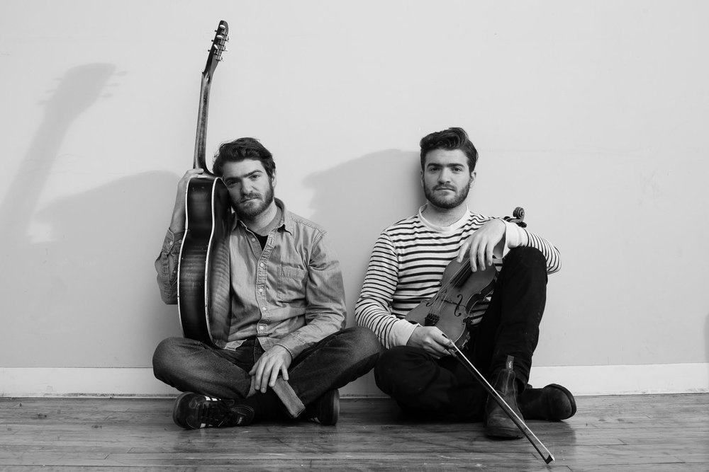 THE BROTHER BROTHERS Fiddle | Harmony Singing