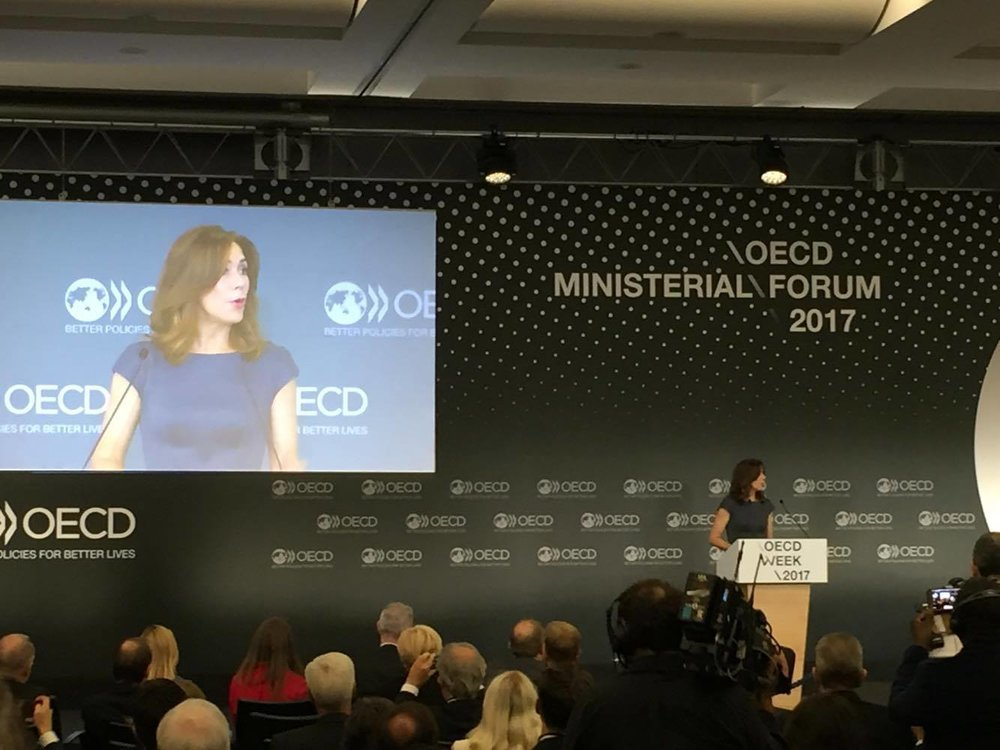 PLENARY SESSION, OECD 2017